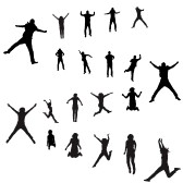 9345598-salto-persone-insieme