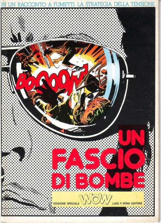 UN FASCIO DI BOMBE  wow